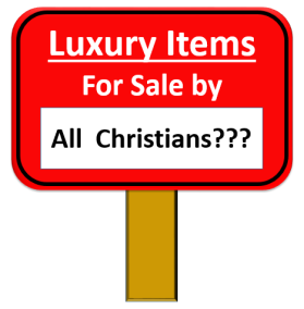 Luxury for Sale